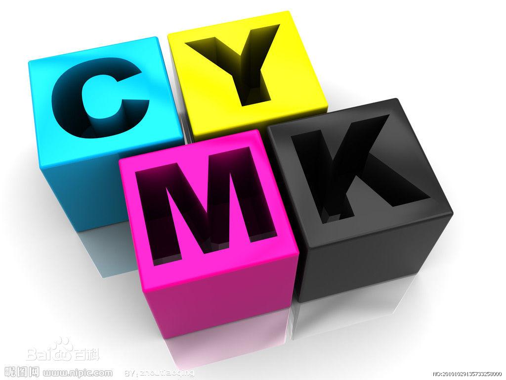 印刷四色模式——CMYK